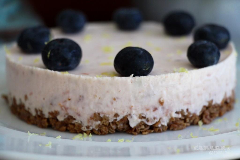 cheesecake de ameixa