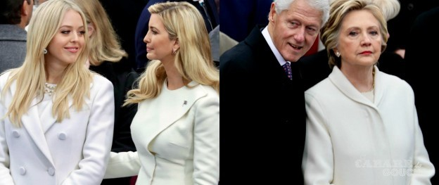 hilary vs ivanka